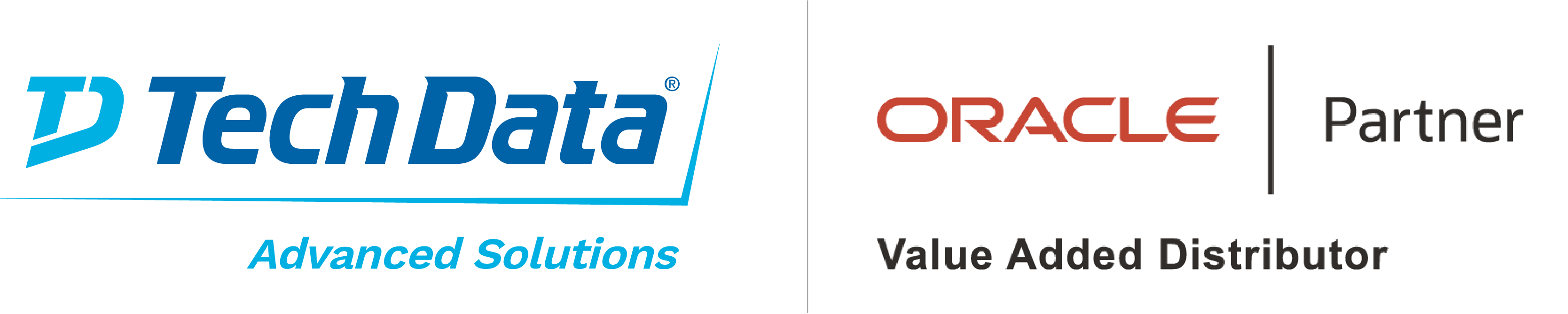 Logo Tech Data Oracle